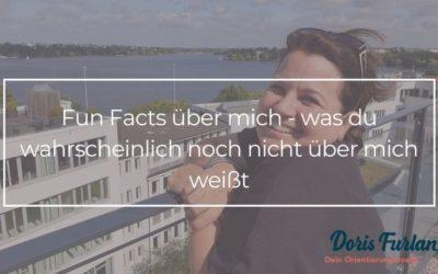Fun Facts über mich – was du wahrscheinlich noch nicht über mich weißt